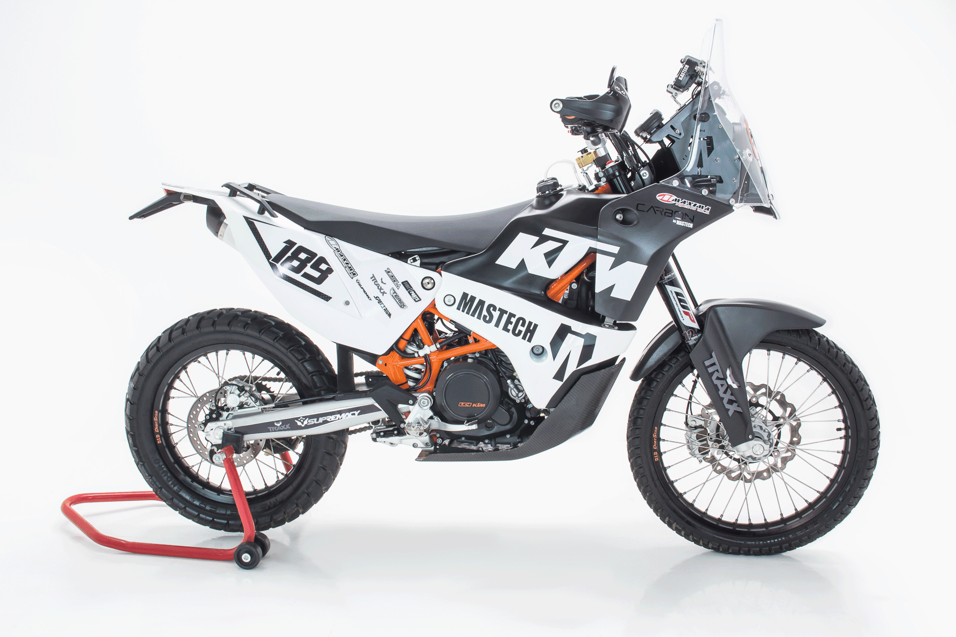 KTM 690 ENDURO ADV-RALLY KIT 2008-2018